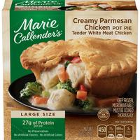 Marie Callender's Creamy Parmesan Chicken Pot Pie DRC