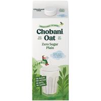 Chobani Oat Zero Sugar