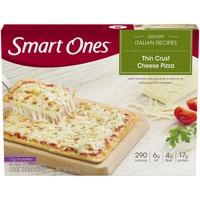 Weight Watchers Savory Italian Recipes Thin Crust Cheese Pizza Frozen Dinner