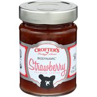 Crofter's Biodynamic Strawberry Spread