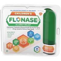 Flonase Children's Nasal Spray Allergy Relief