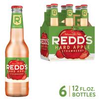 Redd's Hard Apple Strawberry Beer