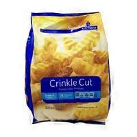 Signature Kitchen Crinkle Cut French Fried Potatoes
