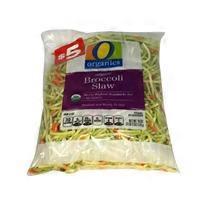 O Organics Broccoli Coleslaw