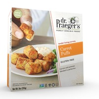 Dr. Praeger's Gluten Free Carrot Puffs