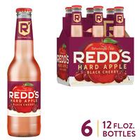 Redd's Hard Apple Black Cherry Beer
