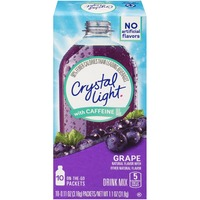 Crystal Light with Caffeine On-the-Go Grape Drink Mix