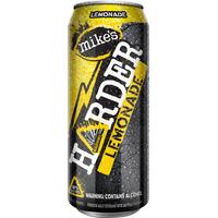 Mike's Harder Malt Beverage, Lemonade