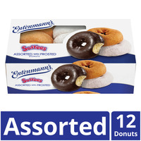 Entenmann's Soft'ees Assorted With Frosted Donuts