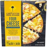 California Pizza Kitchen Crispy Thin Crust Four Cheese Pizza