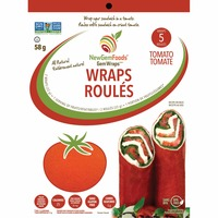 NewGem Foods Tomato Sandwich Wraps