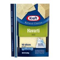 Kraft Havarti Cheese Slices