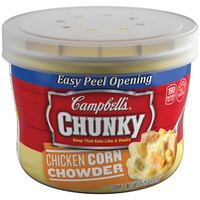 Campbell's Chicken Corn Chowder Soup