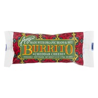 Amy's Burrito Cheddar Cheese