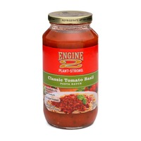 Engine 2 Classic Tomato Basil Pasta Sauce