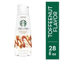 Starbucks Toffeenut Flavored Liquid Coffee Creamer