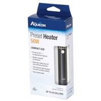 Aqueon Pre Set Heater 50 W Compact Size