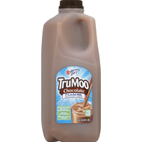 TruMoo Milk, Lowfat, Chocolate, 1% Milkfat