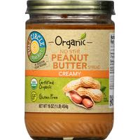 Full Circle Peanut Butter Spread, Creamy