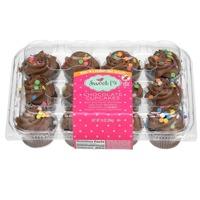 Sweet P's Chocolate Cupcakes