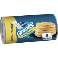 Pillsbury Grands! Flaky Layers Butter Tastin' Biscuits, 8 Count