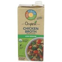 Full Circle Low Sodium Chicken Broth