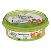 Nature's Promise Organic Hummus Garden Vegetable