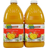 Grown Right Organic Mango Nectar