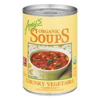 Amy's Organic Soups Fat Free Chunky Vegetable