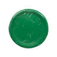 "9"" Green Plates"