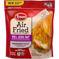 Tyson Chicken Breast Fillets, Air Fried