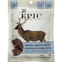 Epic Venison with Beef Bites