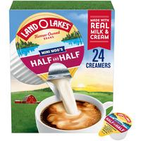 Land O Lakes Mini Moo's Half And Half Creamer Singles