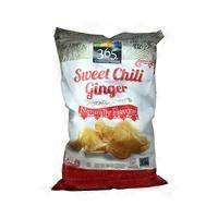 365 Sweet Chili Ginger Potato Chips Naturally Flavored