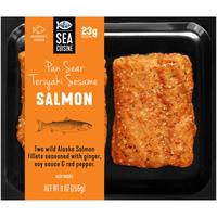 Sea Cuisine Pan Sear Teriyaki Sesame Salmon