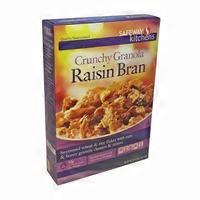 Essential Everyday Raisin Bran Crunchy Granola Cereal