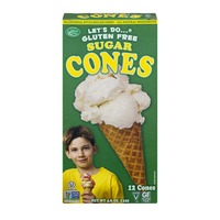 Edward & Sons Let's Do...Gluten Free Sugar Cone
