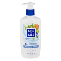 Kiss My Face 4in1 Moisture Shave Fragrance Free