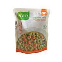 Vana Life Foods Organic Chimichurri Green Chickpeas