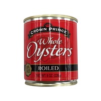 Crown Prince Boiled Oysters