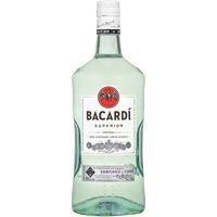 Bacardi Superior Puerto Rican Rum