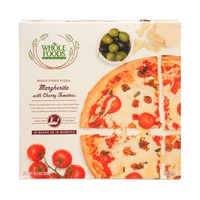 Whole Foods Market Margherita Pizza With Cherry Tomatoes
