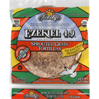 Food for Life Tortillas, Sprouted Grain