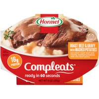 Hormel Roast Beef Compleats
