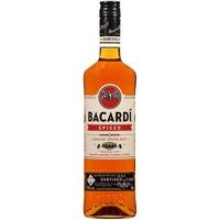 Bacardi Rum, Spiced, Genuine