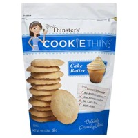 Mrs Thinsters Cookie Thins Cake Batter