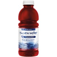 SoBe Black and Blue Berry Flavored Water