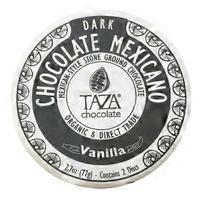 Taza Vanilla Chocolate Mexicano Classic Chocolate Discs