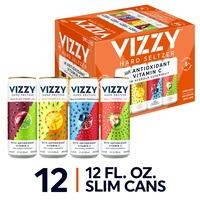 Vizzy Variety Pack Hard Seltzer, Gluten Free