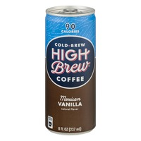 High Brew Cold-Brew Coffee Mexican Vanilla